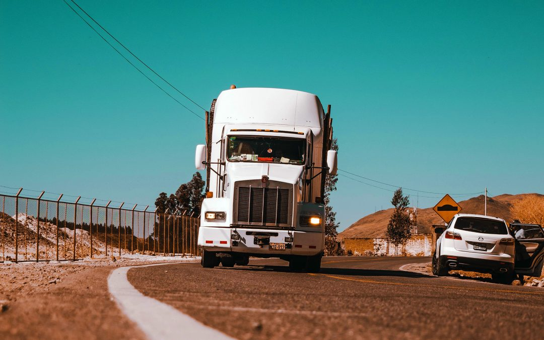 How do commercial vehicle accident claims work