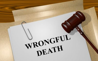What is involved in a wrongful death lawsuit?